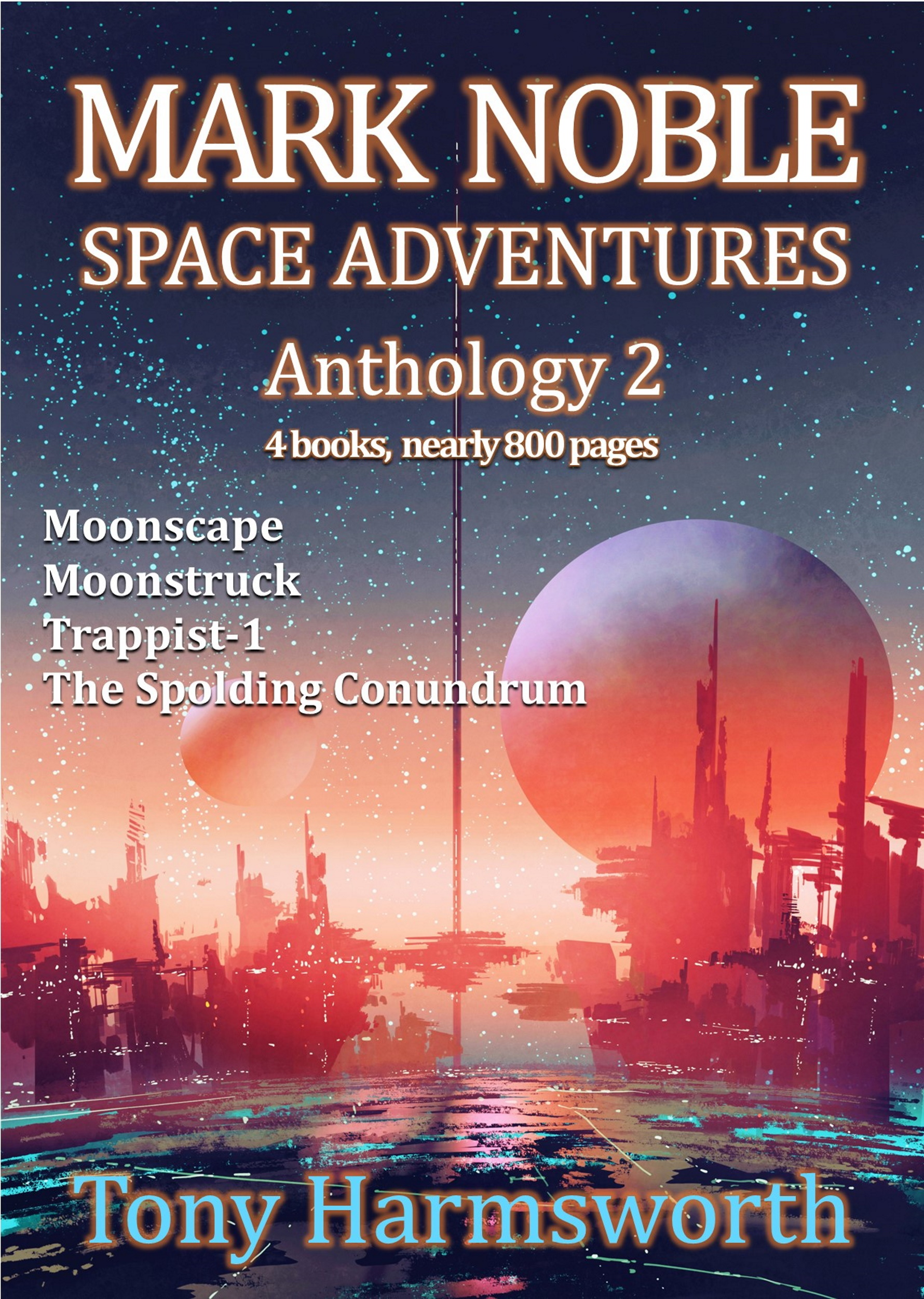 Mark Noble Space Adventures Anthology 2