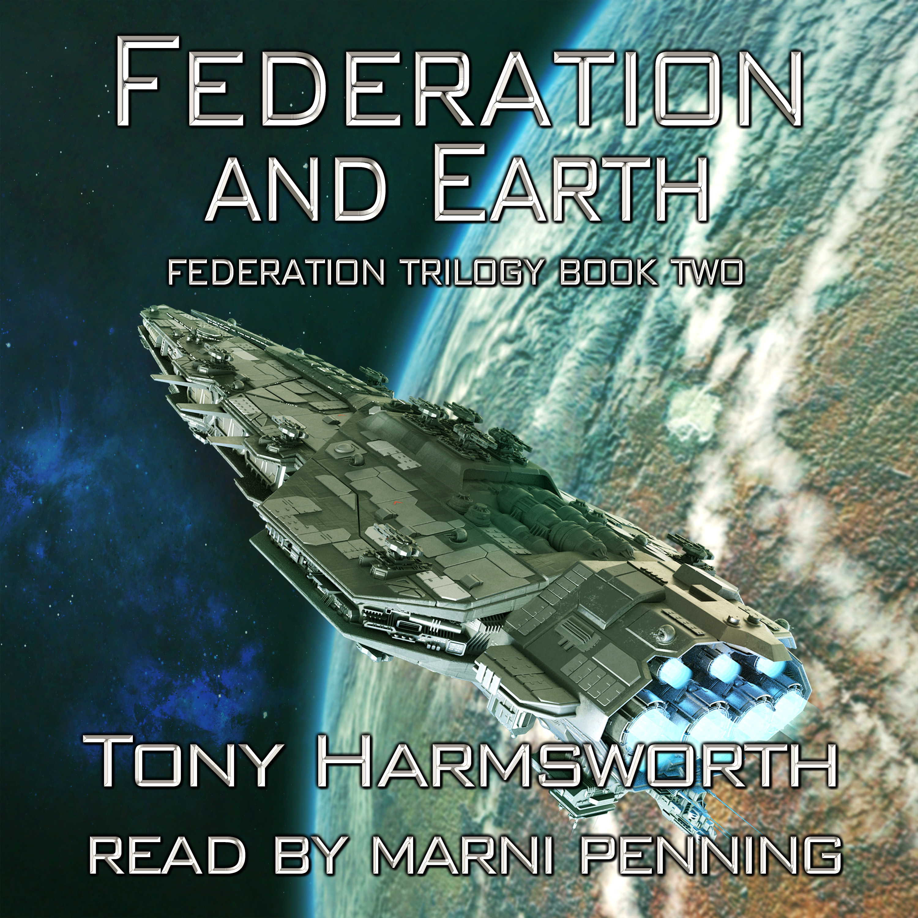 Federation and Earth Audiobook