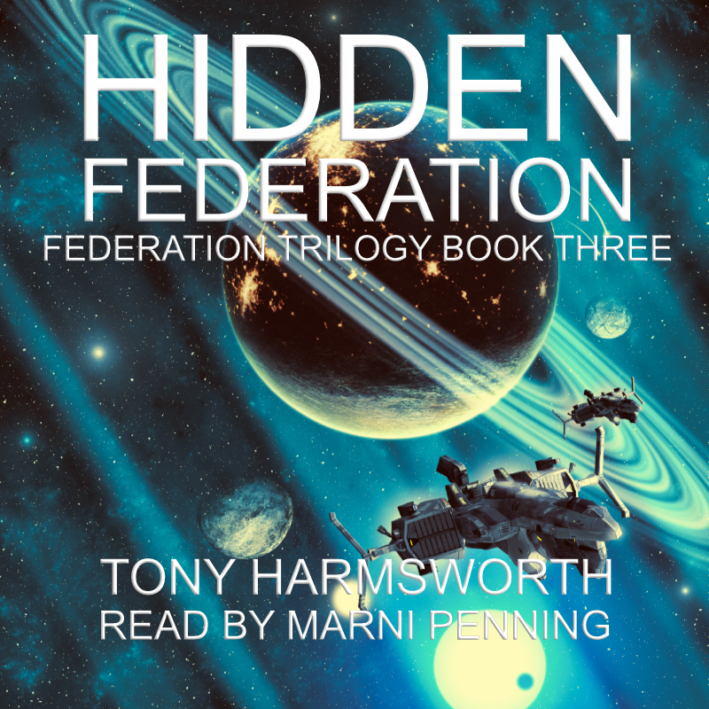 Hidden Federation Audiobook
